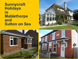 Sunnycroft Holidays in Mablethorpe and Sutton on Sea