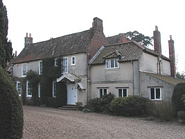 Somersby rectory